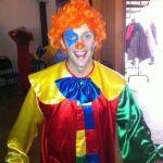Clown Glitzer